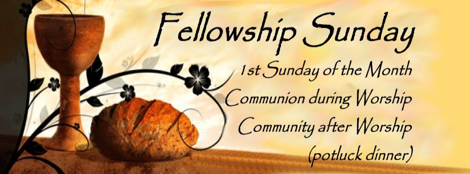 fellowship-sunday